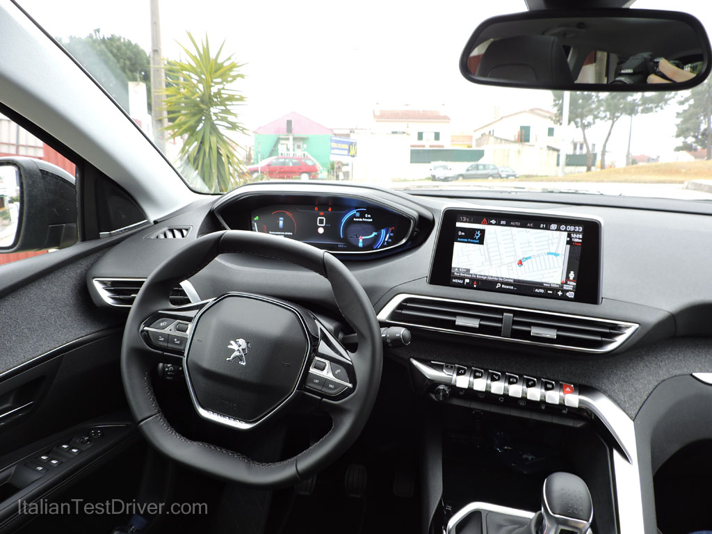 Test Drive Peueot 5008 - Interni - ItalianTestDriver (8)