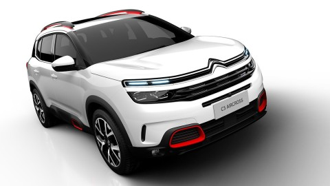 Citroen C5 Aircross SUV - ItalianTestDriver (8)