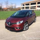Test Drive: Nuova Renault Scenic, nouvelle regime