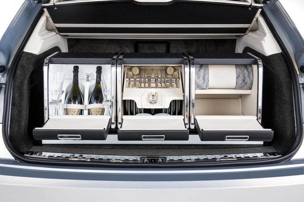 Bentley Bentayga La Suv Di Lusso Da 300 Km H