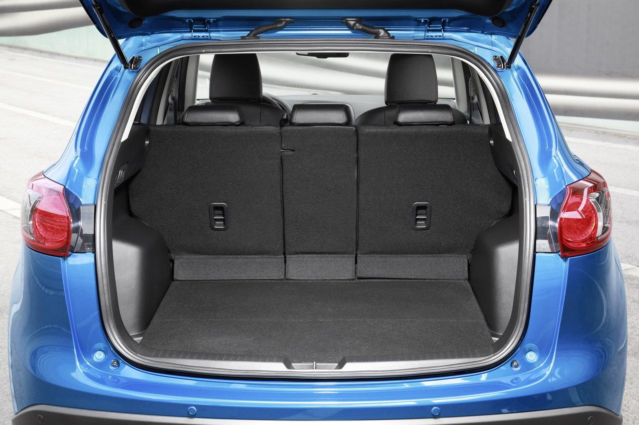 Mazda Cx 5 Immagini Ufficiali E Dati Tecnici
