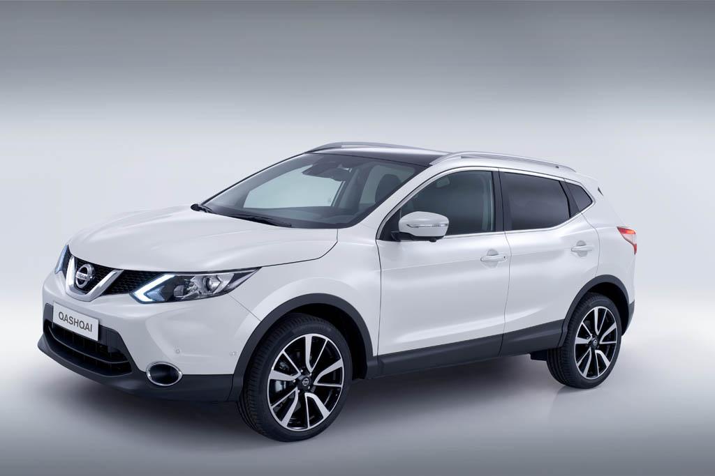 Nuova Nissan Qashqai: scheda tecnica, allestimenti e ...