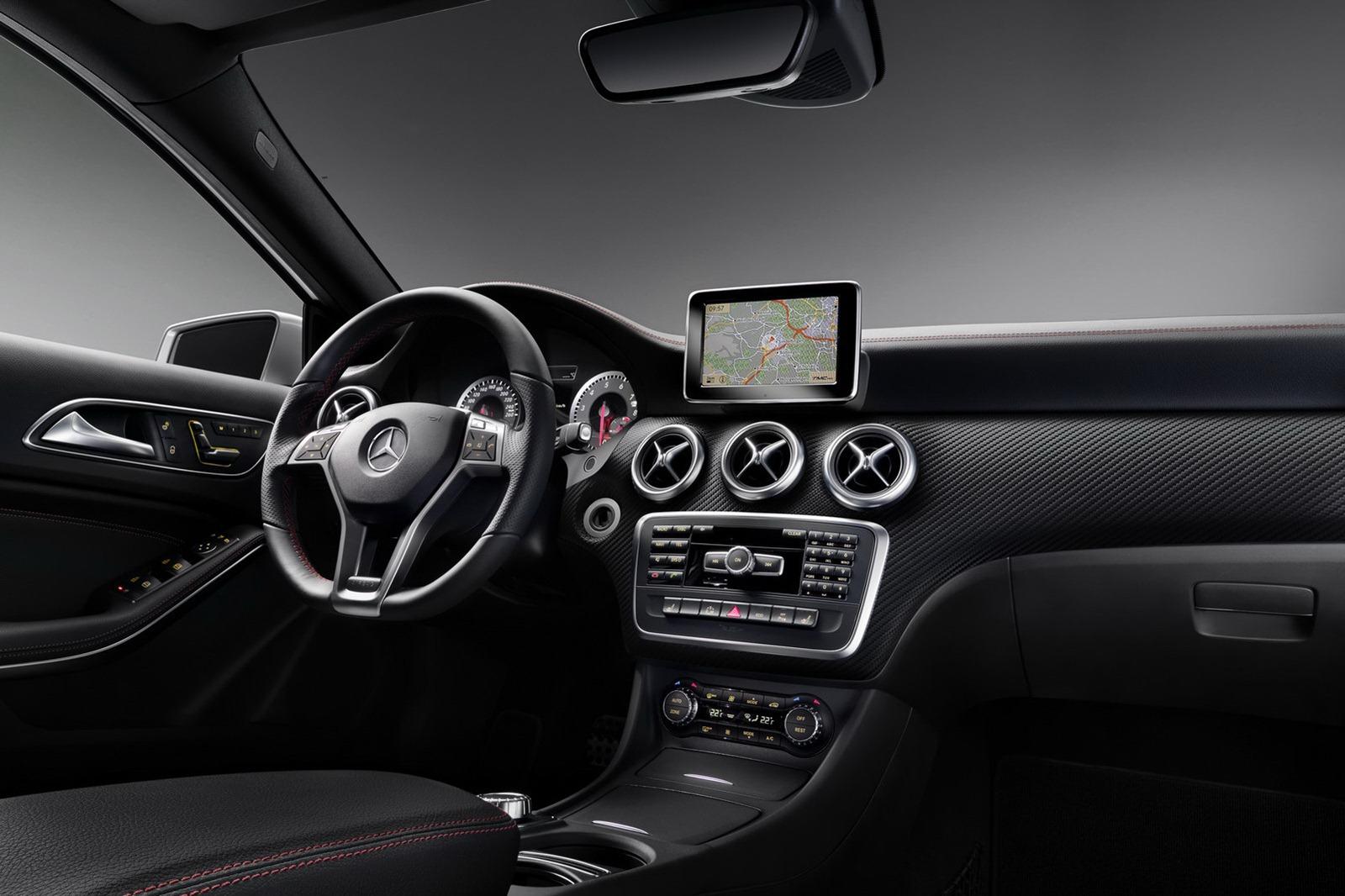 Nuova Mercedes Classe A Prime Immagini Ufficiali