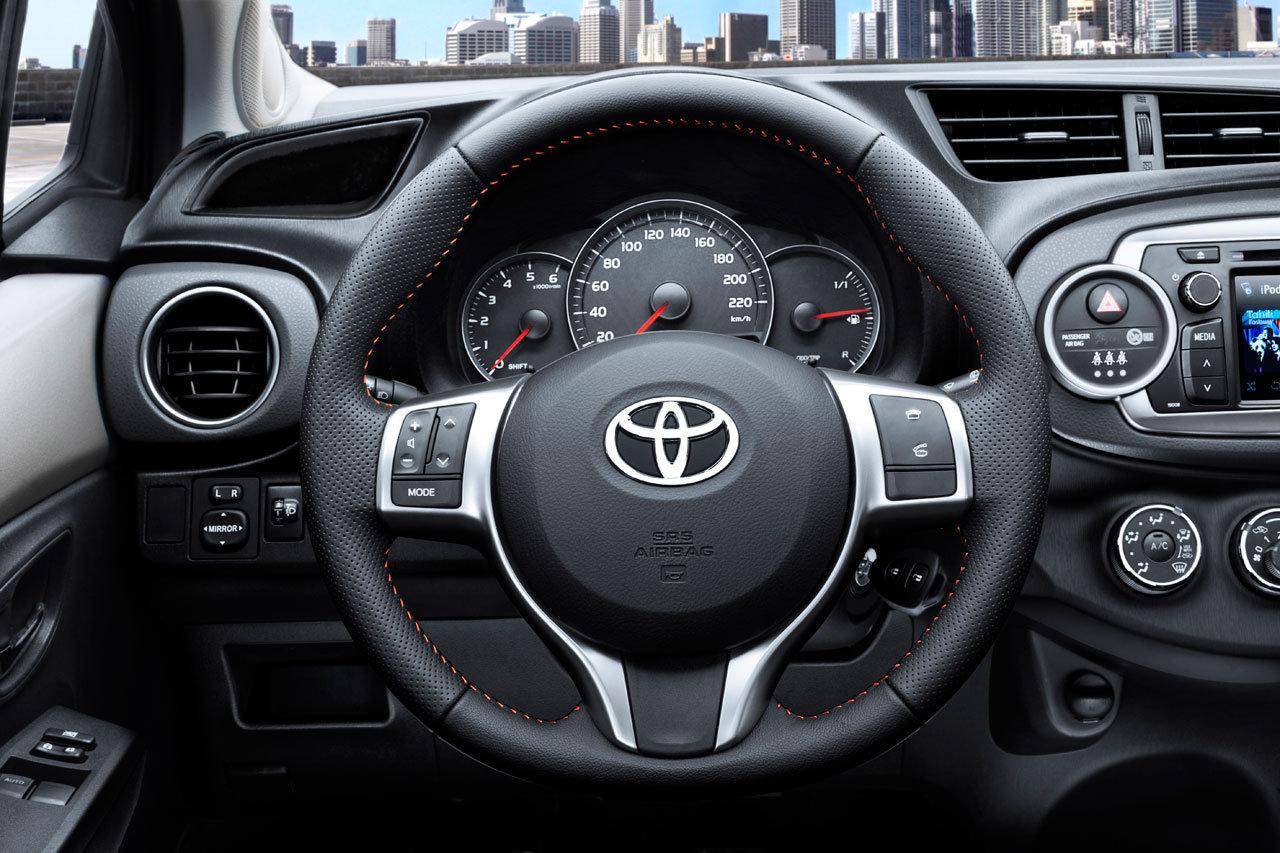 Nuova Toyota Yaris Immagini Ufficiali E Dati Tecnici