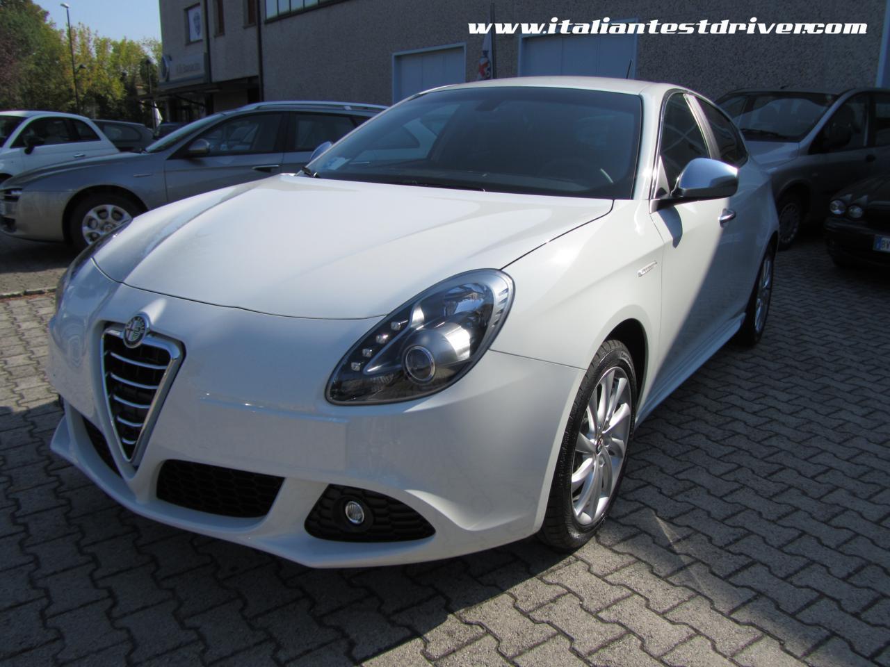 Test drive: Alfa Romeo Giulietta TCT 1.4 TB Multiair 170