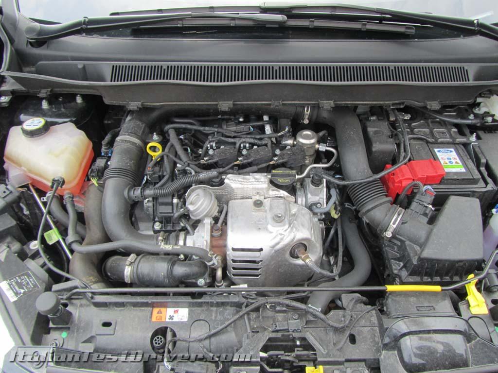 test drive  ford b