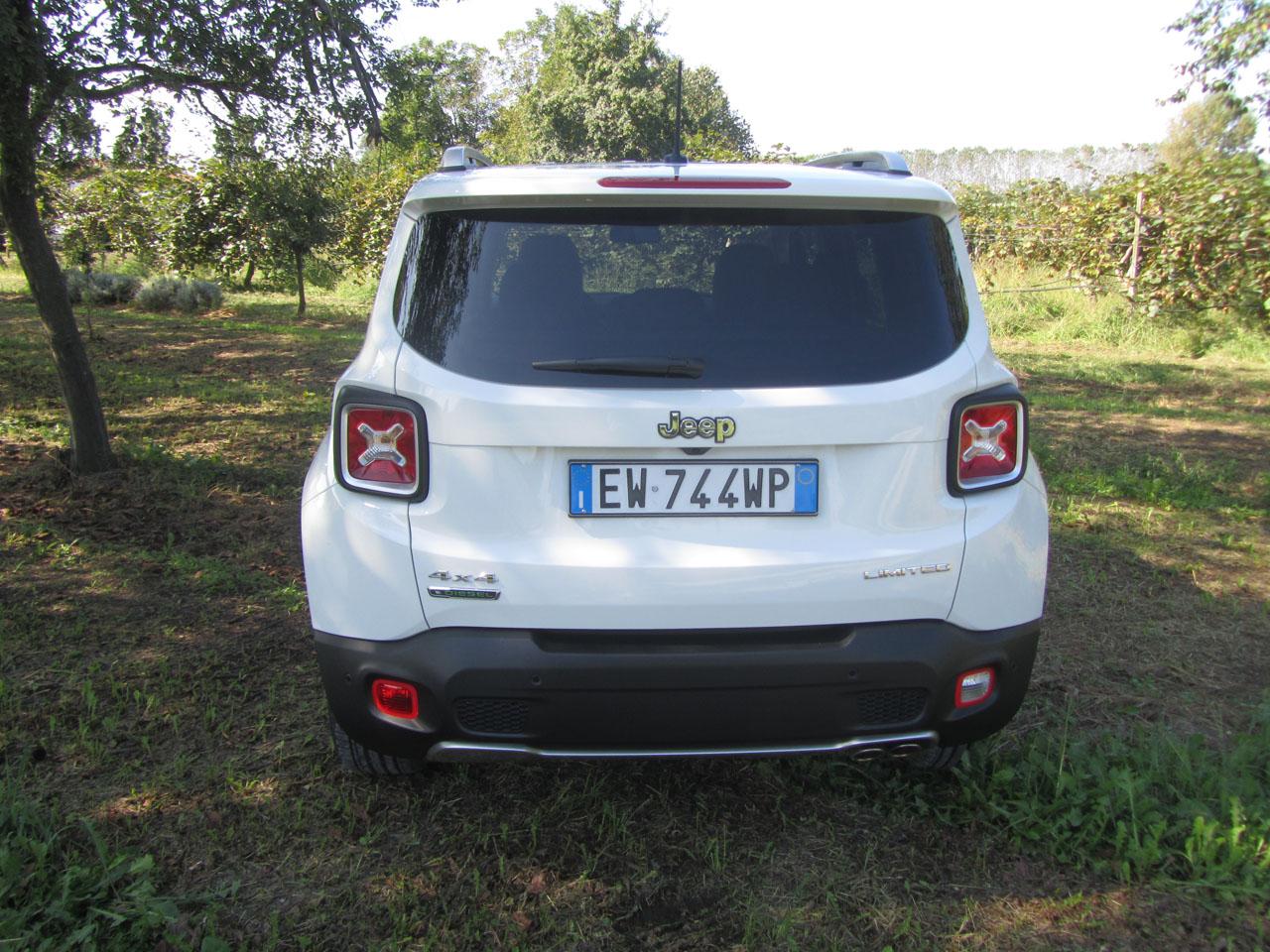 test drive  jeep renegade 2 0 multijet-2 140 cv 4x4