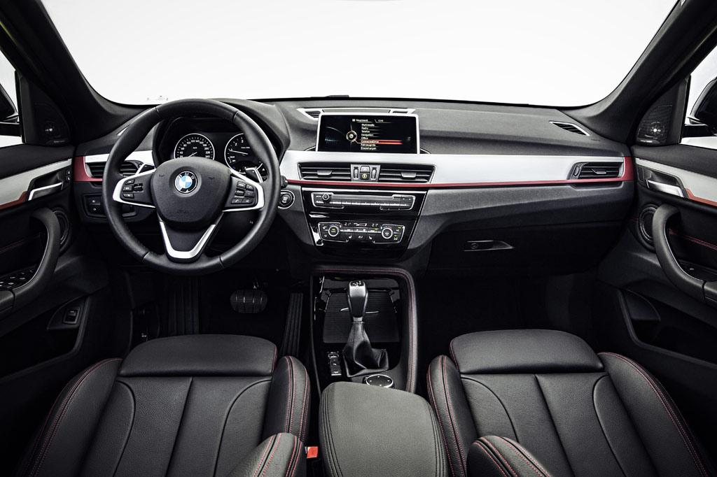 Nuova-BMW-X1-2016-interni - ItalianTestDriver